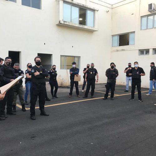 Polícia Civil de Barretos realiza operação de combate a roubos a residências