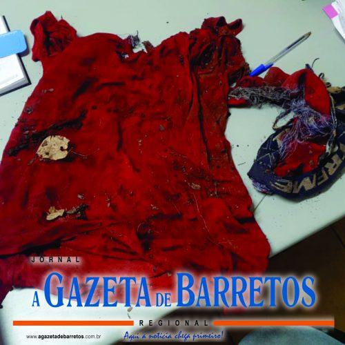 BARRETOS: Policia localiza ossada humana na Vicinal Pedro Vicentini