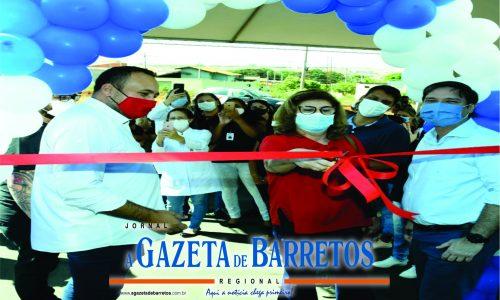 BOA NOTÍCIA: Instituto O Amor inaugura novas dependências no bairro Nova Barretos