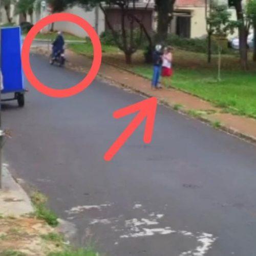 REGIÃO: Advogado é assaltado em praça em plena luz do dia