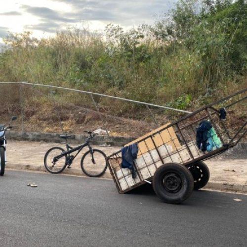 REGIÃO: Homens são socorridos depois de briga