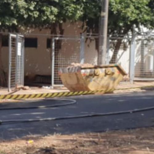 REGIÃO: Explosão em fábrica desativada deixa dois gravemente feridos