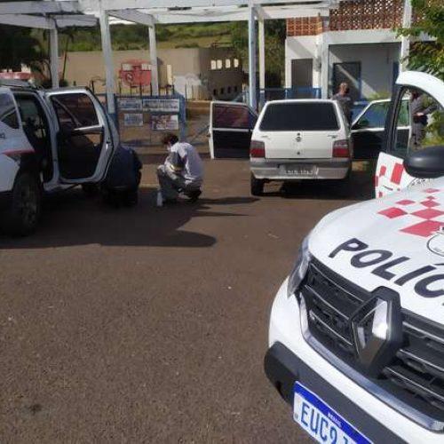 REGIÃO: Após assalto, ladrão leva carregamento de cigarros e dinheiro