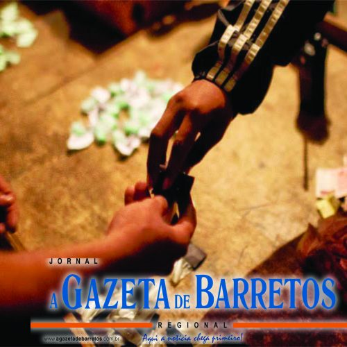 BARRETOS: homem é preso por tráfico de drogas no bairro Henriqueta