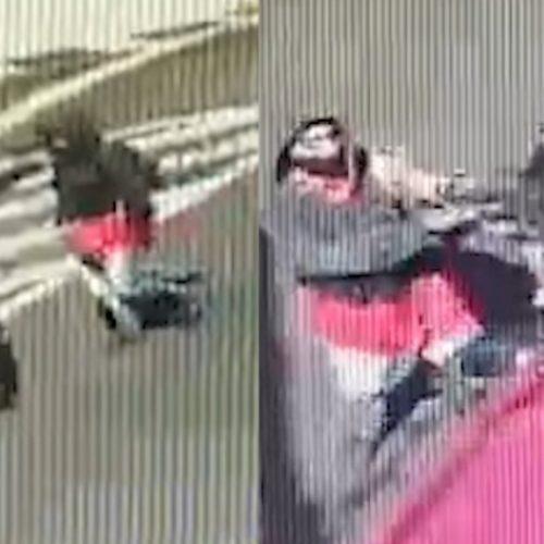 REGIÃO: Mulher reage a assalto e ladrão é contido por população