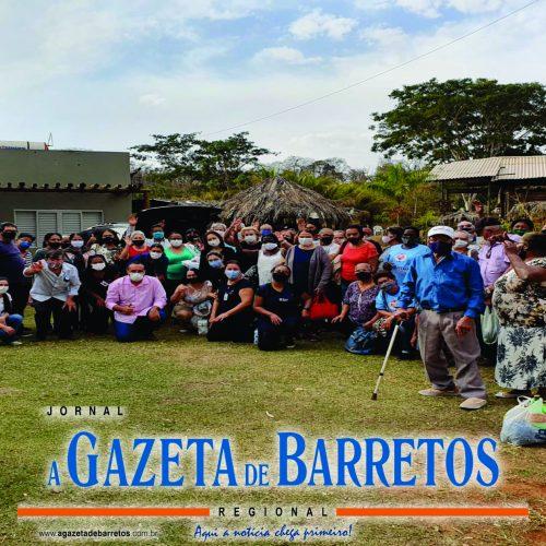 BARRETOS: Instituto O Amor realiza passeio com Grupo de Idosos