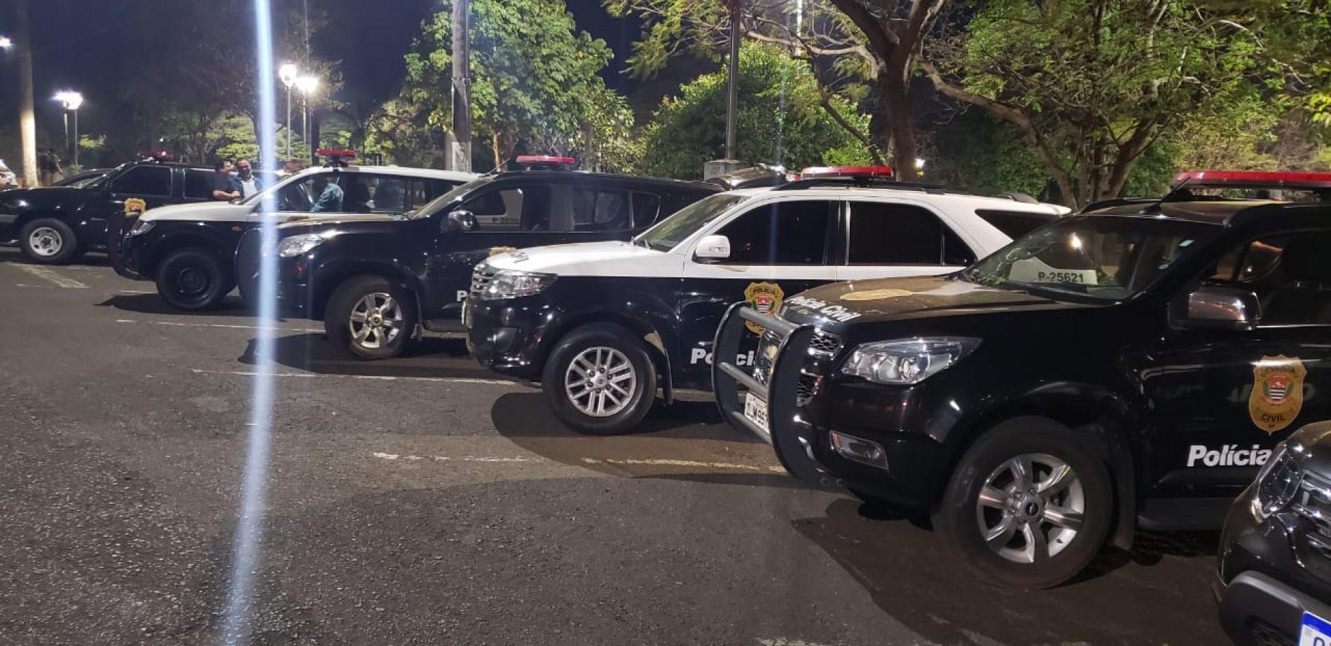 Polícia Civil de Barretos desmantela organização criminosa responsável por roubos de máquinas agrícolas