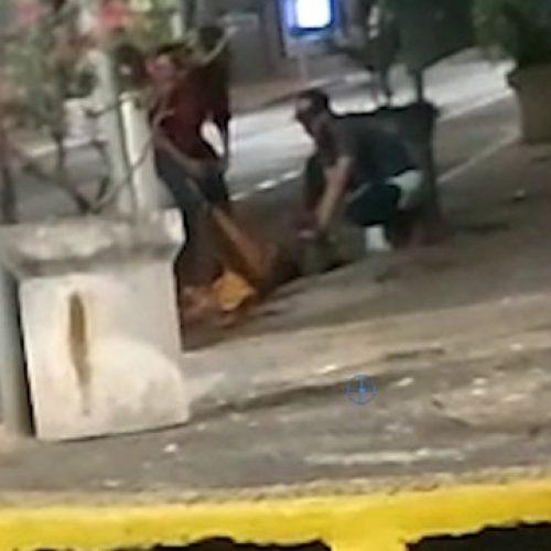 ARAÇATUBA: Morador tem os pés amputados ao acionar explosivo deixado por criminosos